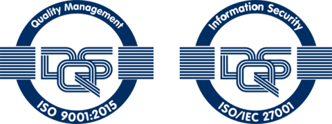 ISO 9001 and ISO 27001 Certificates